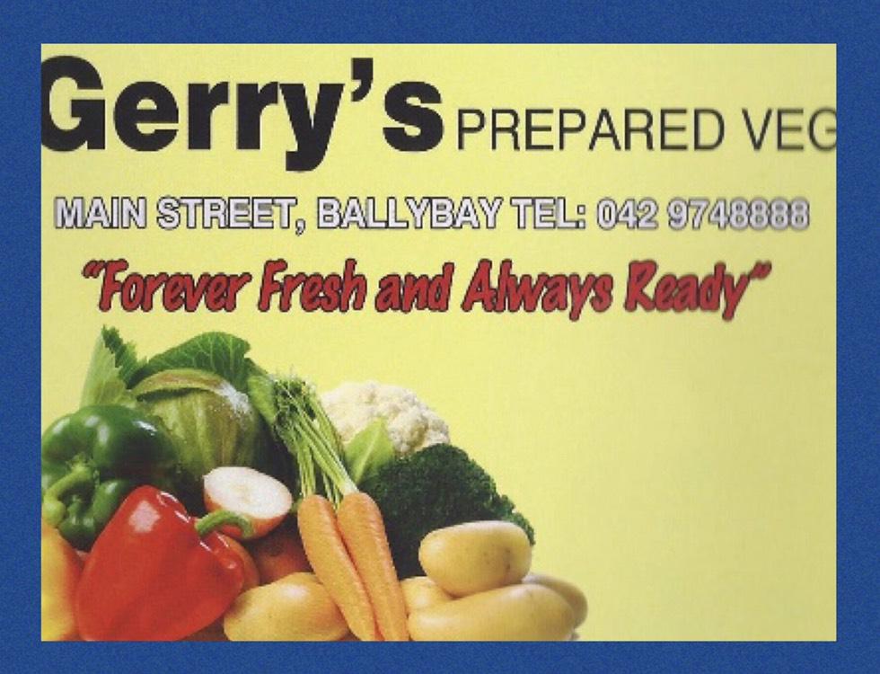 Gerry's Prepared Veg U13 Finals