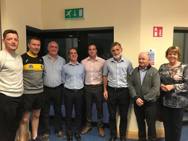 Monaghan GAA 1st Pre Club Championship Seminar
