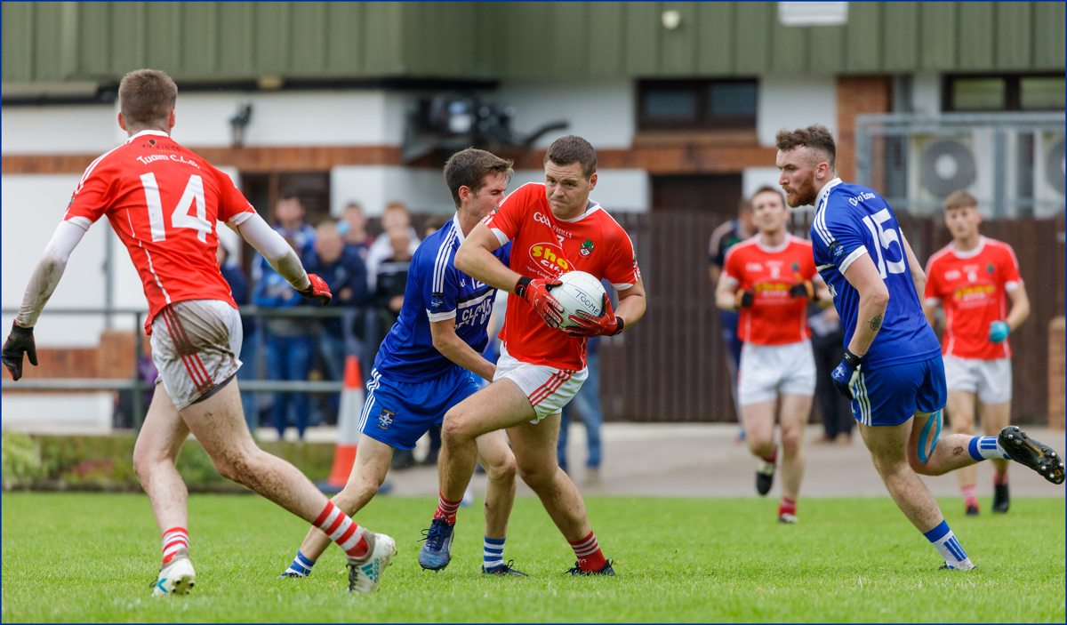 UNIVERSAL GRAPHICS JUNIOR FOOTBALL CHAMPIONSHIP –    Clones 0-25, Toome 3-12 (After Extra Time).