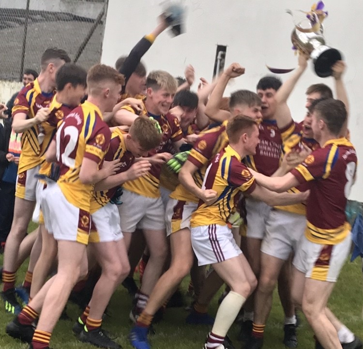 St Pat's Pulsating Performance Sees Them Through!