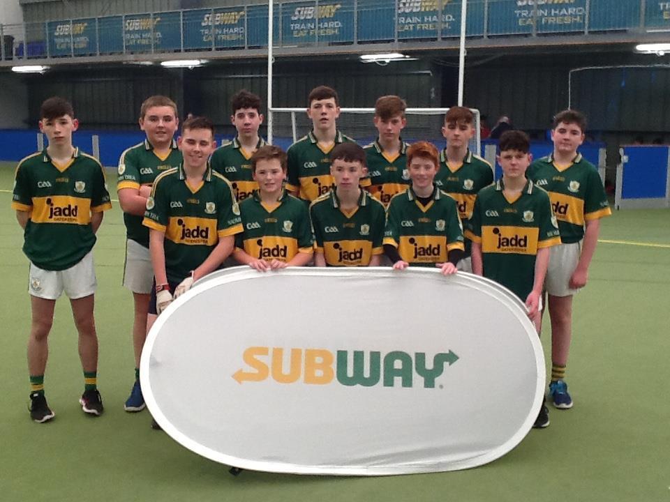 Ulster GAA Provincial Indoor Football Blitz's