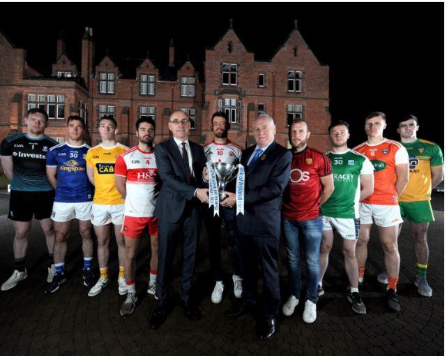 2020 Bank of Ireland Dr McKenna Cup Fixtures